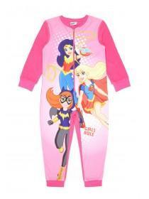 Younger Girls Superhero Onesie