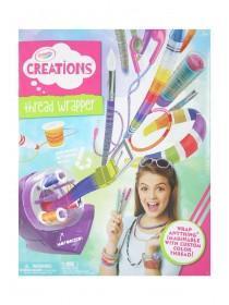 Kids Crayola Creations Thread Wrapper