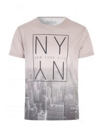 Mens NY Slogan T-Shirt