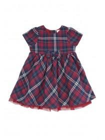 Baby Girls Tartan Dress