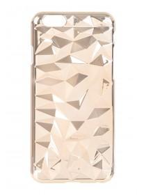 Gold Metallic Geometric Phone Case