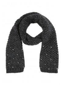 Jane Norman Black Stud Scarf