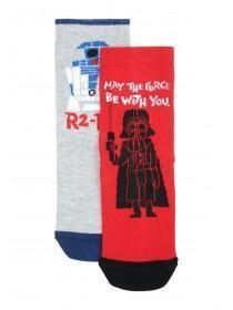 Boys 2pk Star Wars Socks