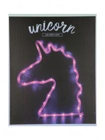 Pink Neon Unicorn LED Light