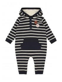 Baby Boys Stripe Onesie