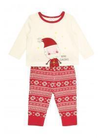 Baby Santa Pyjama Set