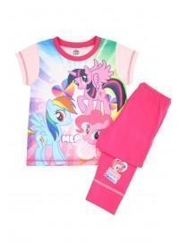 Younger Girls Pink My Little Pony Pyjama Set
