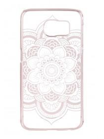 Rose Gold Paisley S6 Phone Case