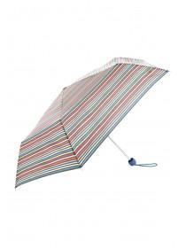 Womens Stripe Mini Umbrella
