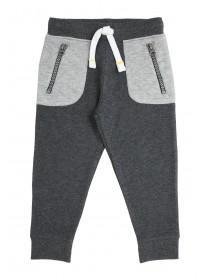 Younger Boys Quilt Panel Joggers