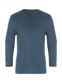 Mens Long Sleeve Lounge T-Shirt