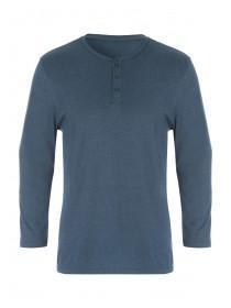 Mens Long Sleeve Lounge T-Shirt