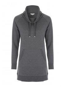 Womens Long Line Sweater