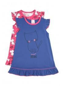 Girls 2PK Nightdresses