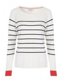 Womens Stripe Jumper
