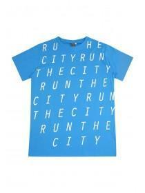 Older Boys Run The City Short Sleeve T-Shirt