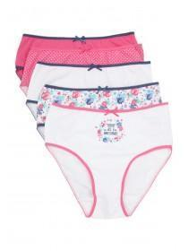 Older Girls 5PK Briefs