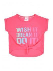 Younger Girls Girl Power T-Shirt