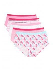 Girls 5PK Shorts