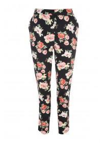 Womens Poppy Cotton Sateen Trousers