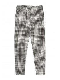 Older Girls Printed Dogtooth Leggings