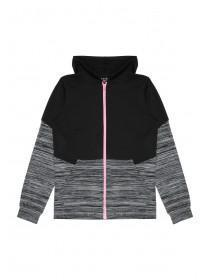 Older Girls Active Panel Sweater