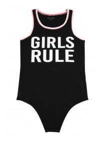 Older Girls Active Bodysuit