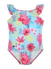 Younger Girls Aqua Entry Swimsuit