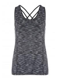 Womens Active Spacedye Vest