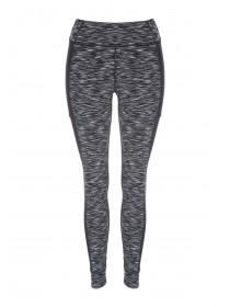 Womens Active Spacedye Leggings