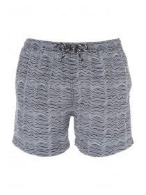Mens Print Swim Shorts