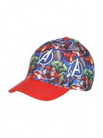 Younger Boys Avengers Baseball Cap