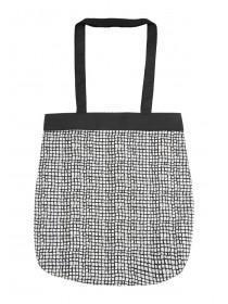 Black Shopper Bag