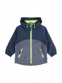 Younger Boys Dark Blue Jacket