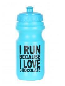 Womens Turquoise Gym Water Bottle