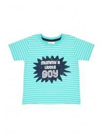 Baby Boys Turquoise T-Shirt