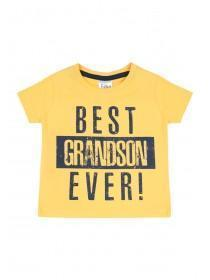 Baby Boys Yellow T-Shirt
