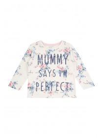 Baby Girl Mummy's Perfect T-Shirt