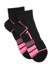 Womens 2PK Supersoft Ankle Socks