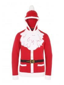 Mens Santa Knitted Jumper