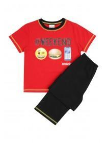 Older Boys Emoji #Weekend Pyjamas