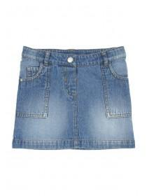 Younger Girls Denim Skirt