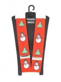 Mens Novelty Christmas Braces