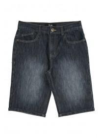 Older Boys Slim Leg Denim Shorts