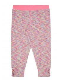 Older Girls Multicolour Cropped Leggings