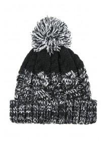Mens Colourblock Beanie Hat