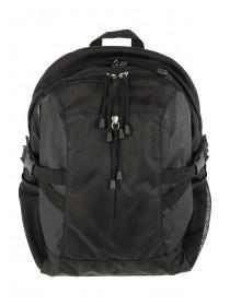 Mens Black Tech Rucksack