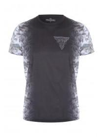 Mens Grey Sublimation Sides T-Shirt
