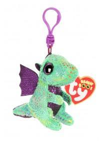TY Beanie Baby Boo Clip - Cinder the Dragon