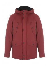 Men's Rust Padded Parka